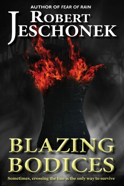 Blazing Bodices Cover 2015