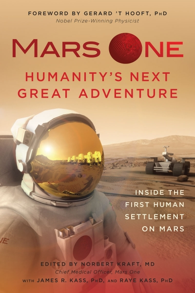 Mars One Cover