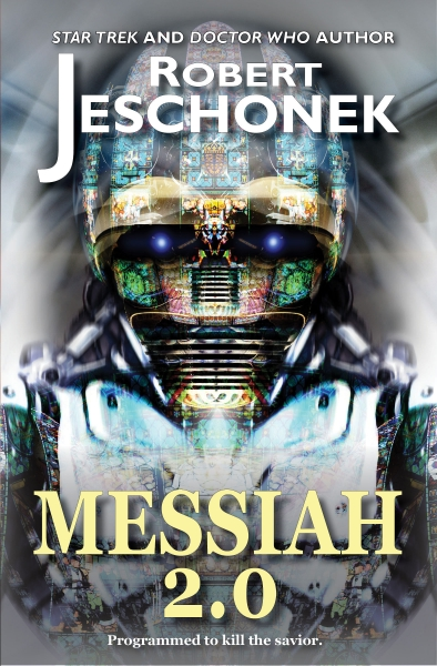 Messiah 2.0 Cover 2015