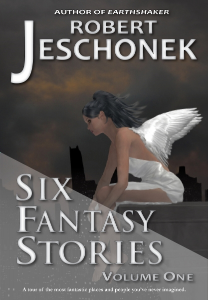 Six Fantasy Stories Volume One.2015