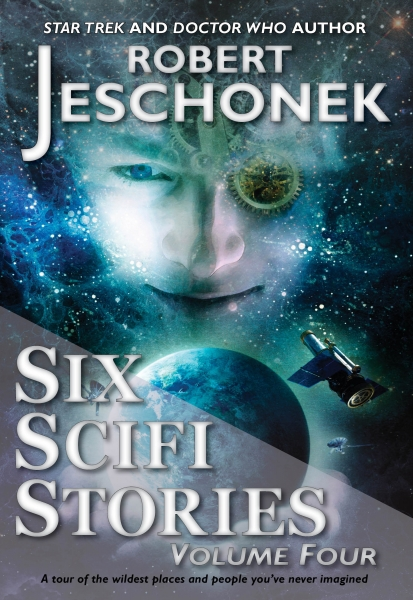 Six Scifi Stories Volume Four 2014