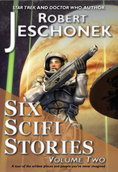 Six Scifi Stories Volume Two.2015