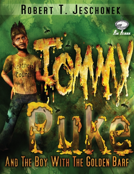 Tommy Puke Cover