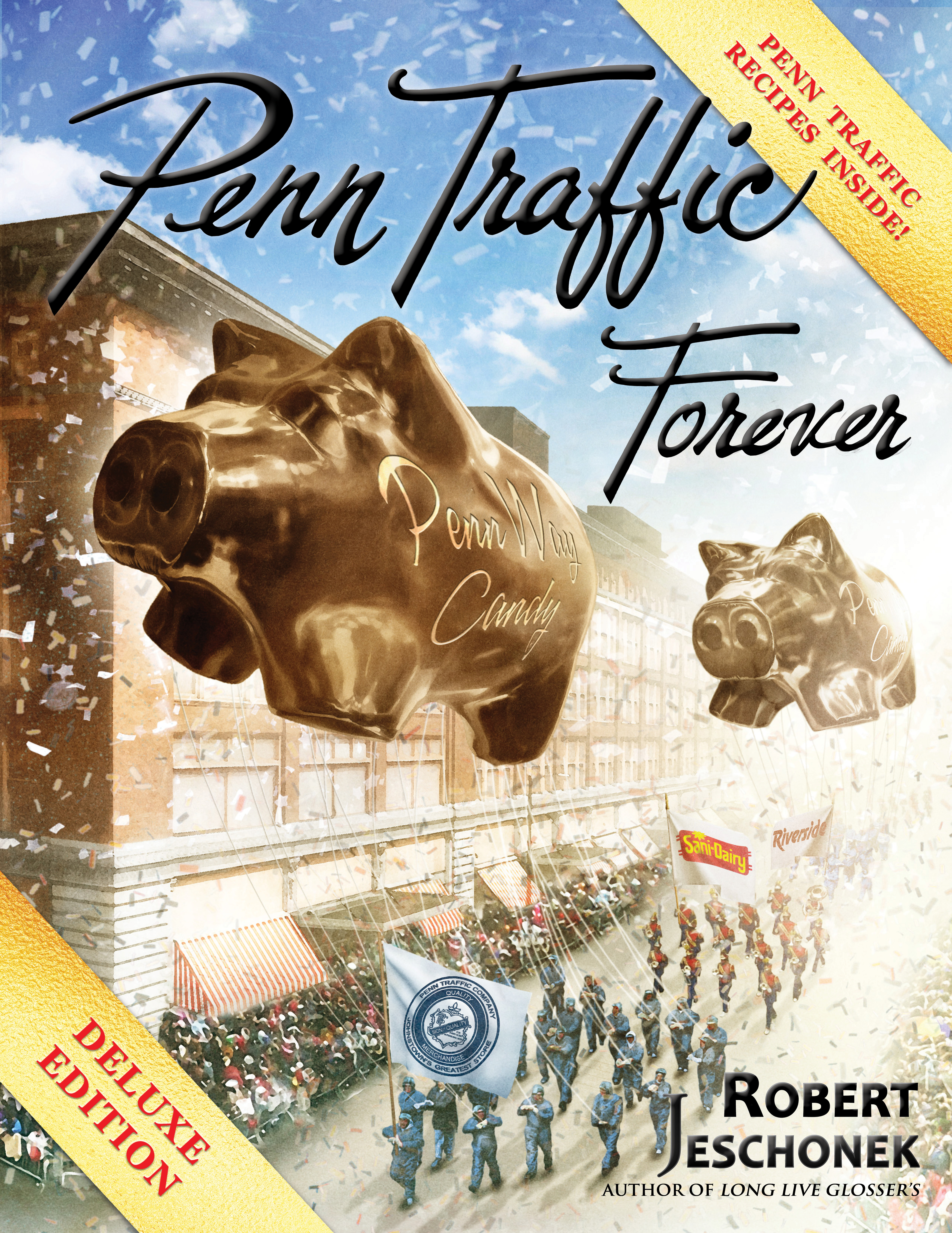 Penn Traffic Forever Deluxe Edition Ebook Cover