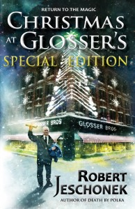 Christmas at Glosser's Special Edition Cover