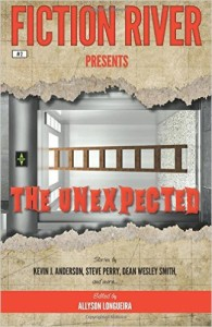 Fiction River Presents The Unexpected Cover